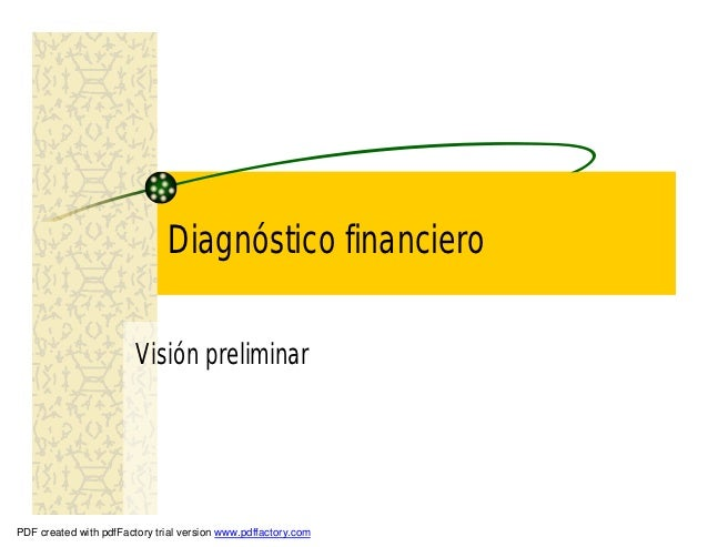 Diagnostico indicadores