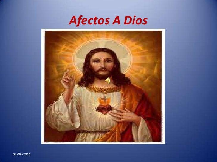 Afectos A Dios<br />02/09/2011<br />