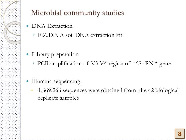 Dna extraction thesis
