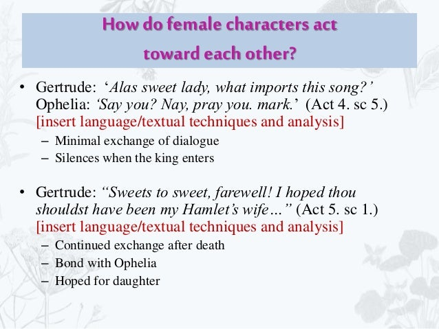 feminism ophelia hamlet Get free homework help on william shakespeare's hamlet: play summary, scene summary and analysis and original text, quotes, essays, character analysis, and.