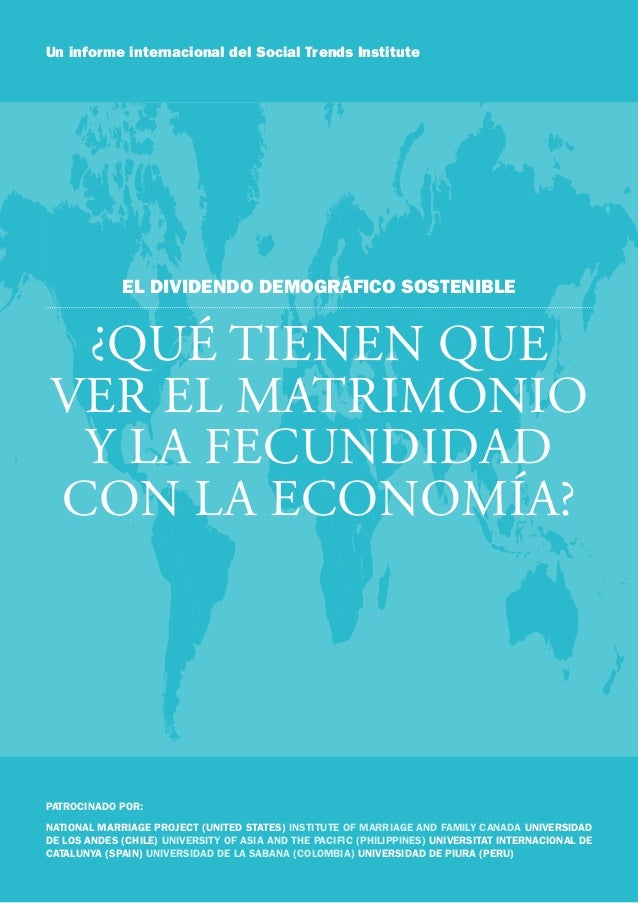 Reporte SDD (versión en español) Estudio Social Trends Institute