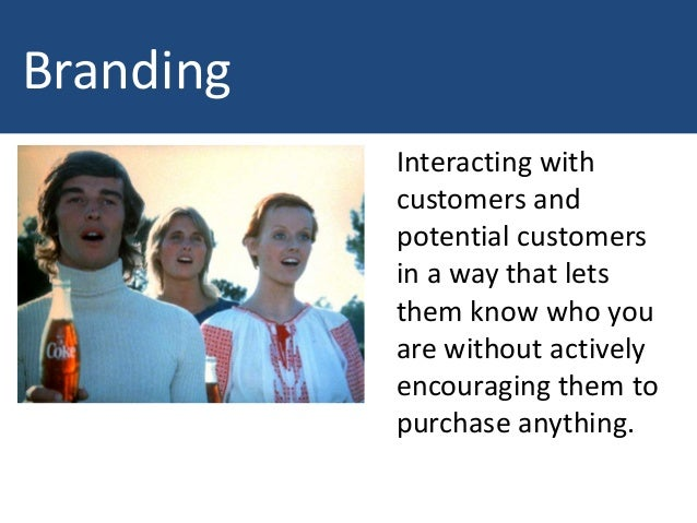 A few marketing terms: The difference between branding, marketing, and selling