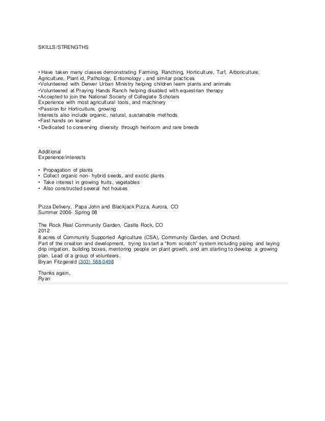 plant pathologist sample resume nomachine resume session how long
