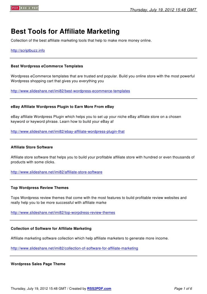 Affiliate-Marketing-Tools