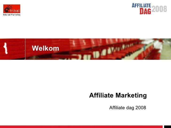 Affiliate marketing, de basis principes - Pieter van Gild