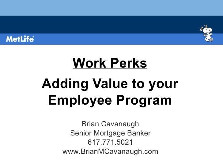 Corporate Affinity Financing Program