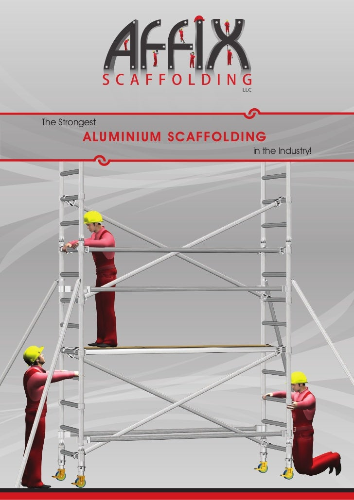 Affix scaffolding catalogue