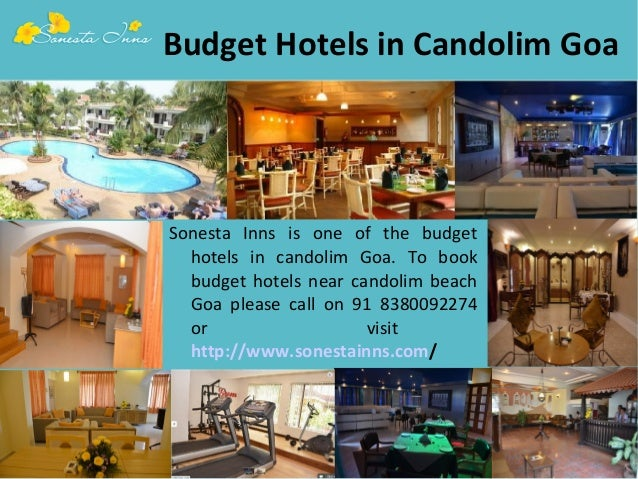 Candolim Beach Hotels Tariff
