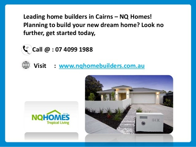 Affordable House Plans and Land Packages in Cairns   NQ HomesLICENSE AND INSURANCE