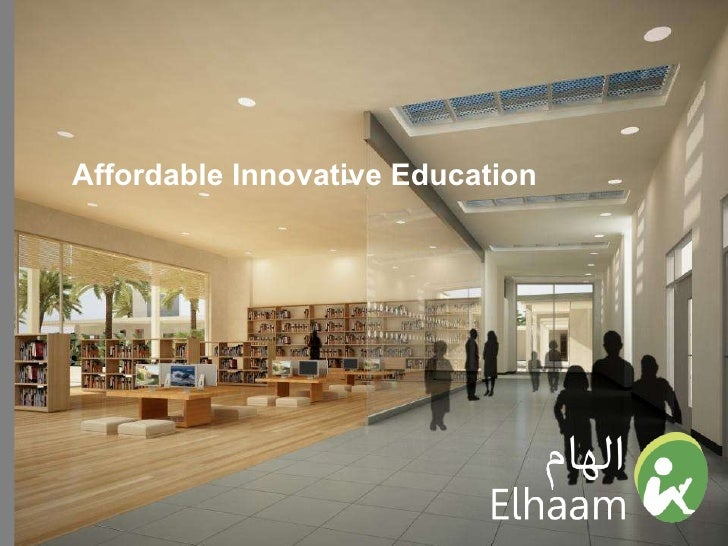 Affordable Innovative Education