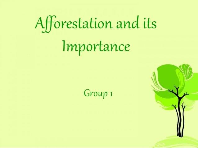 Afforestation And Deforestation Drawings afforestation and its ...