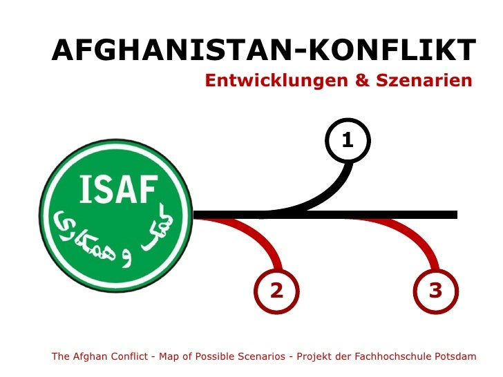 AFGHANISTAN-KONFLIKT                              Entwicklungen & Szenarien                                               ...