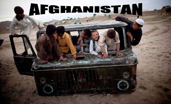 Afghanistan April 2010