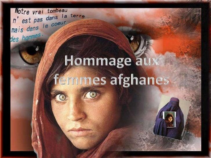 Afghanistan  la triste réalité des femmes afghanes