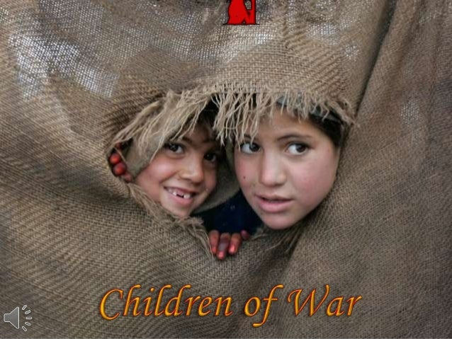 Afghanistan's children of war (v.m.)