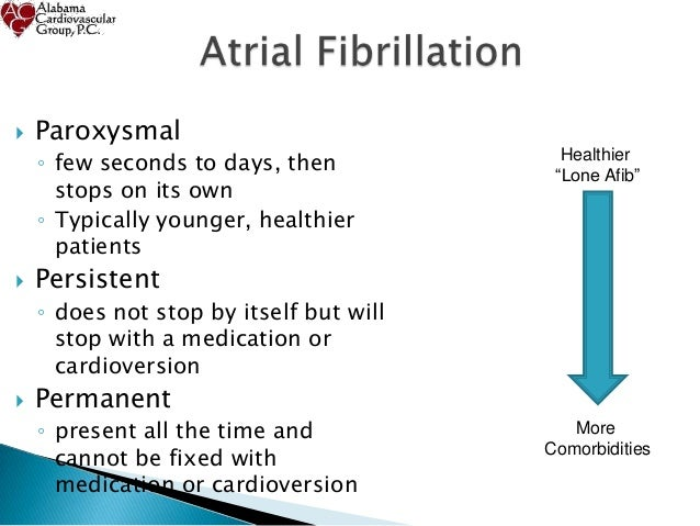 atrial fibrillation diagnosis and treatment pdf