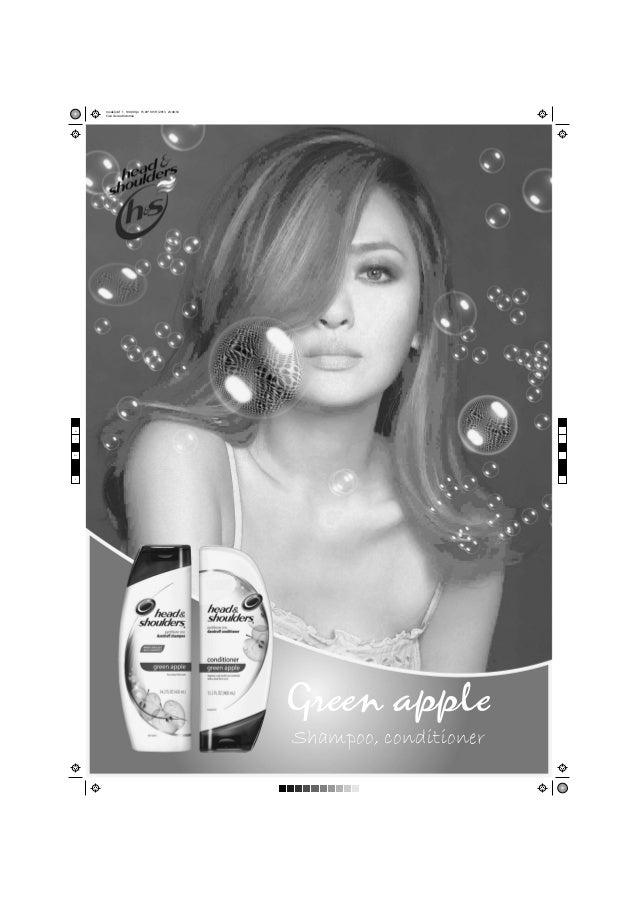 modelo.tif 1 100.00 lpi 15.00° 09/11/2013 23:48:33 Cian de cuatricromía  C  M  Y  CM  MY  CY  CMY  K  Green apple Shampoo,...