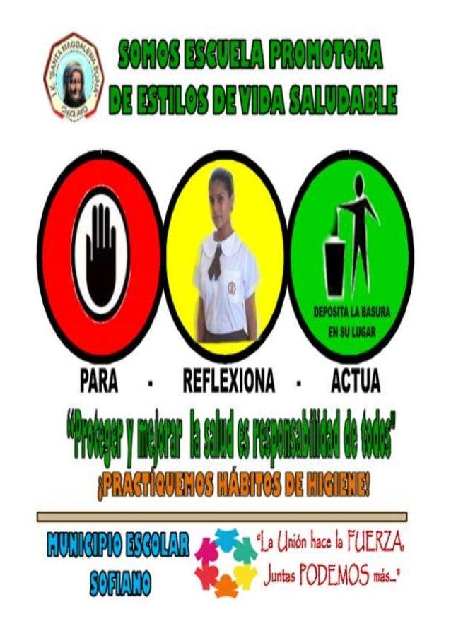 Afiche escuela promotora de estilos de vida saludables[1]