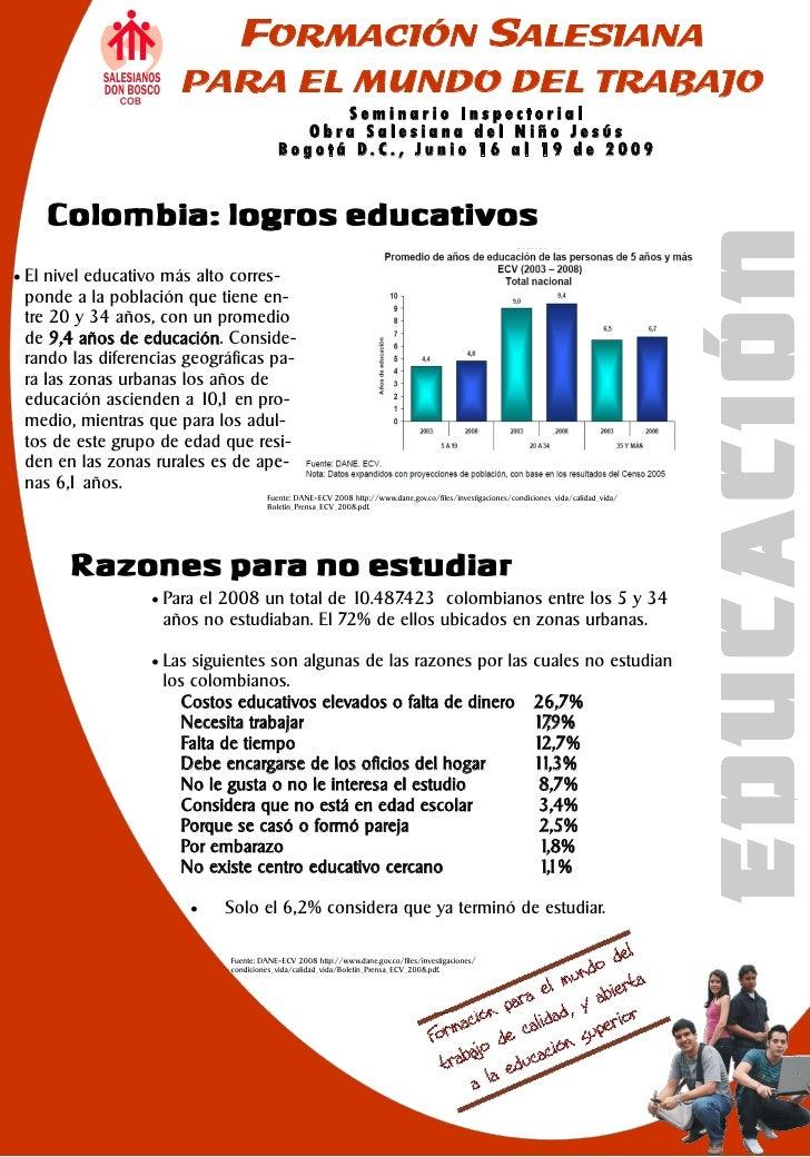 Afiches Educación 10 A 12