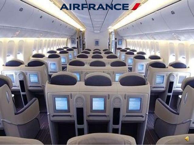 Air france digital marketing strategy for Airbus a320 air france interieur