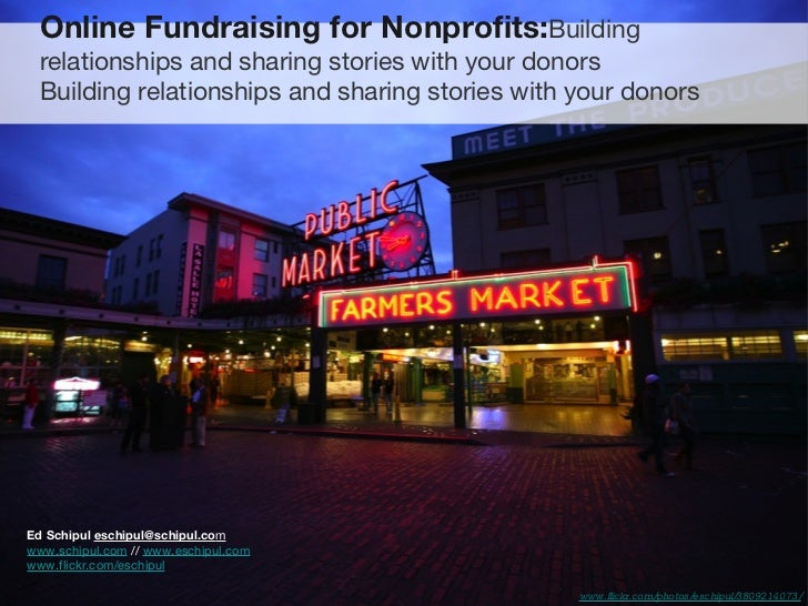 Social Networks for Fundraising Professionals