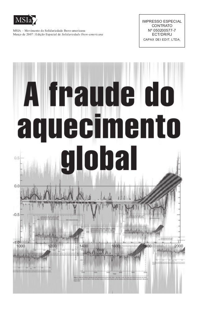 A fraude do_aquecimento_global