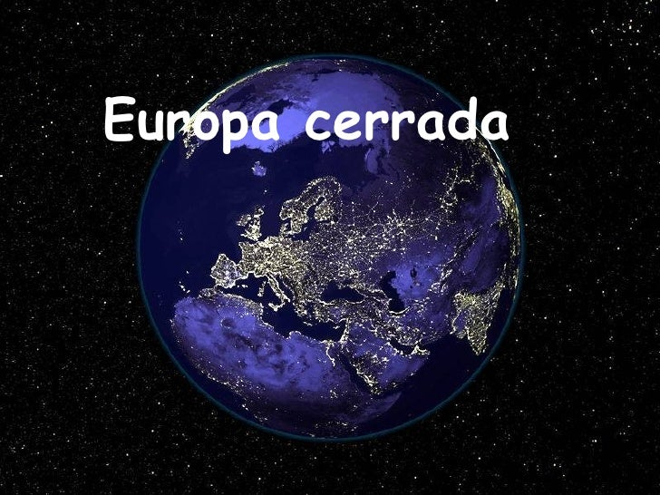Europa cerrada J.M.A.S. – PORTUAL - 2007