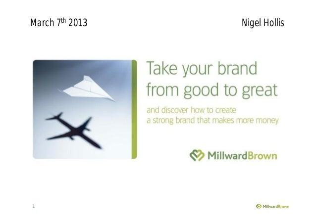 March 7th 2013   Nigel Hollis1