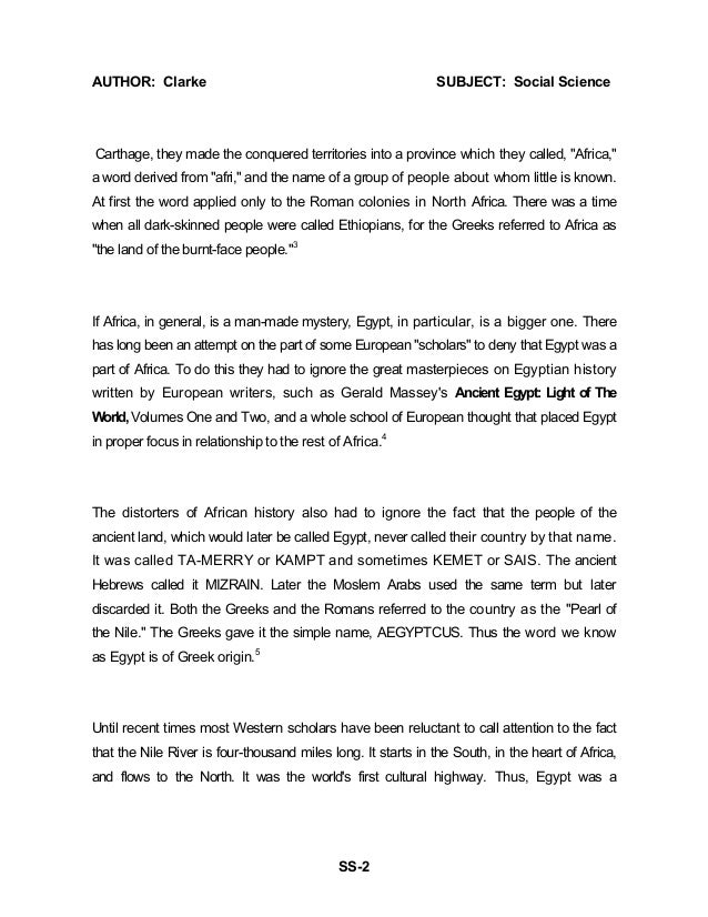 the history of african americans essay African-american civil rights movement essay - history buy best quality custom written african-american civil rights movement essay.