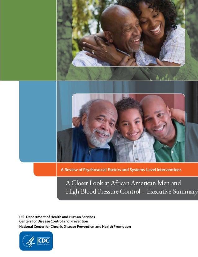 Global Medical Cures™ | African American Men & High Blood Pressure Control