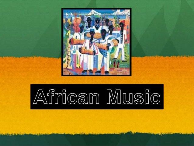 African Music & Australian Music