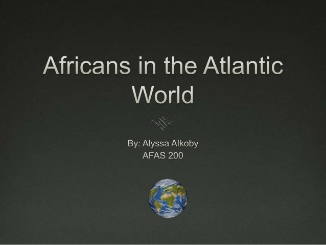 Finding New Lands &Labor Africans and the Conquistadors: Africans accompanied the conquistadors on theirexploration of th...