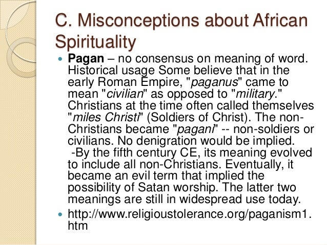 "african spirituality essay Free african religion papers africans where able to survive unbearable conditions by focusing on their spirituality states in her essay ""african-americans."