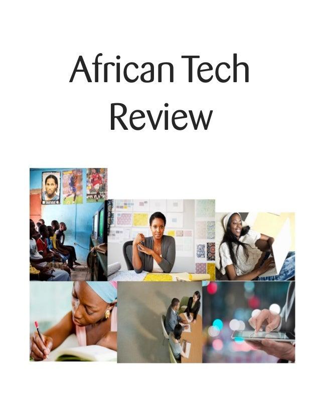 African Tech Report 2012
