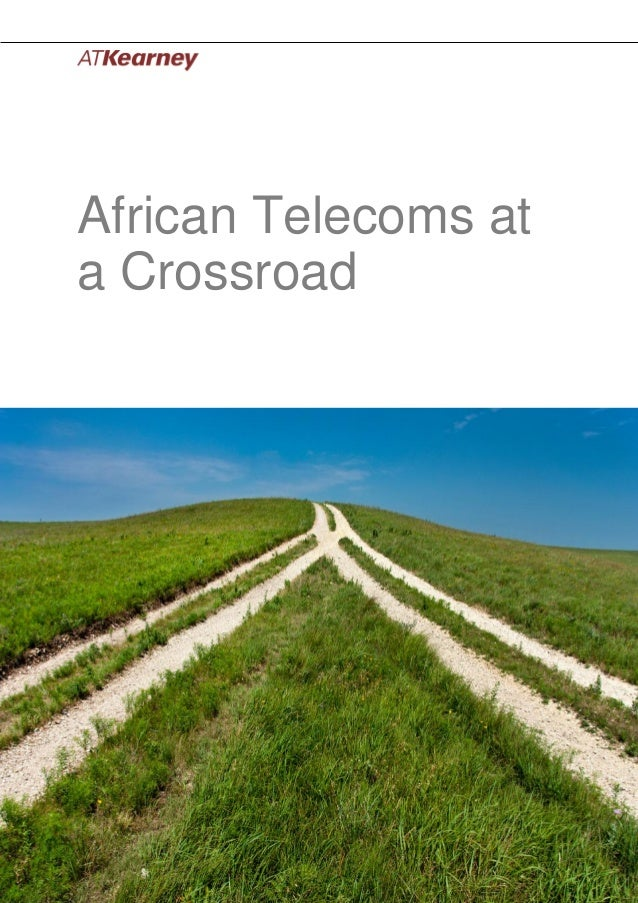 African telecoms at a crossroad   final