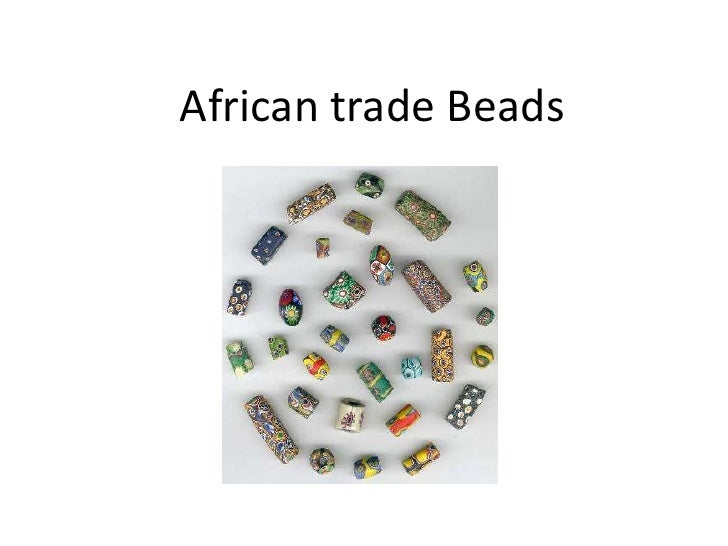 African trade Beads<br />