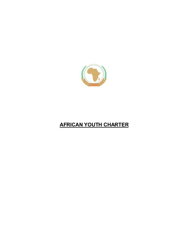 African Youth Charter