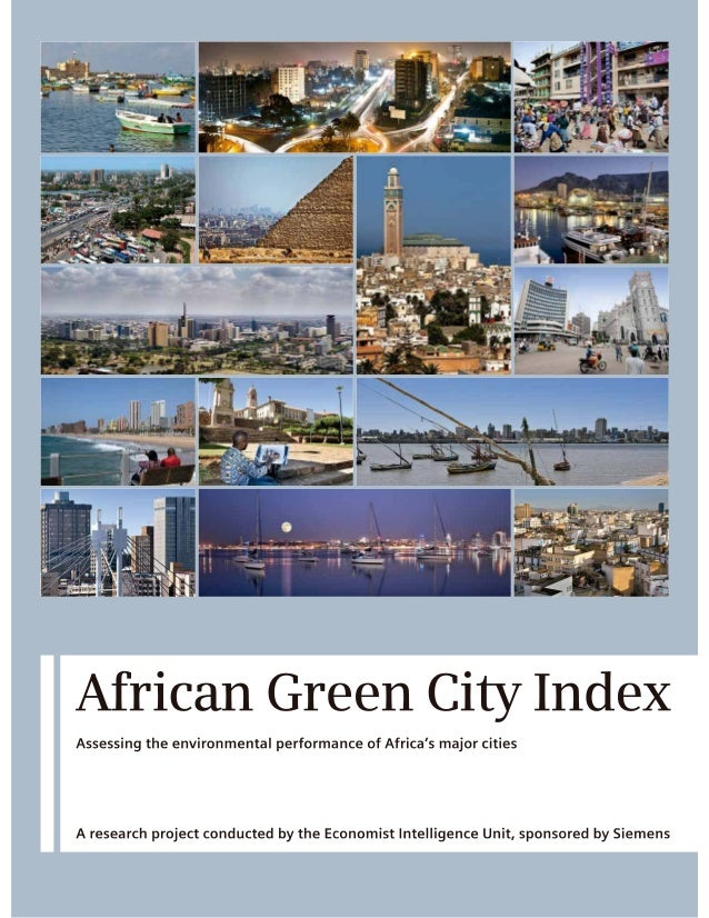 African Green Cities Index