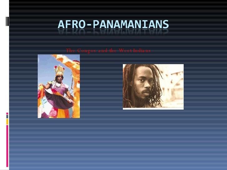 Afro Panamanians