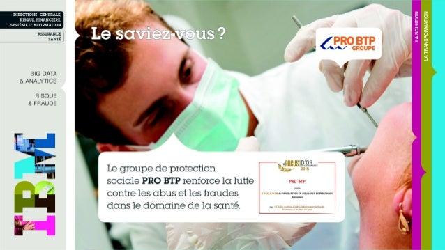 Remboursement des frais de santé : PRO BTP renforce la lutte contre les abus et la fraude