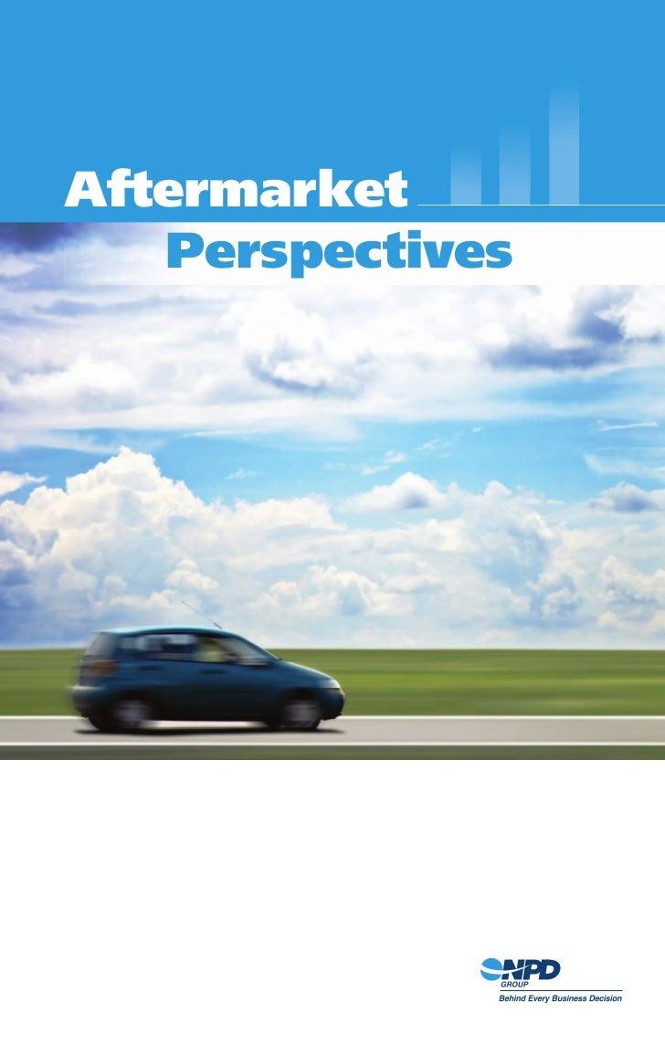 Aftermarket   Perspectives
