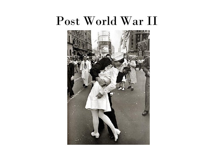 Post World War II