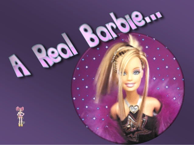 A Real Barbie....in Odessa