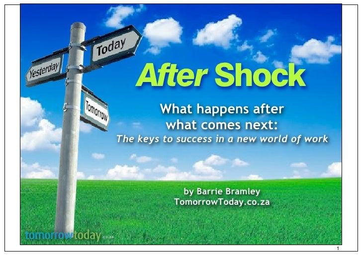 After Shock 2010 Refresher