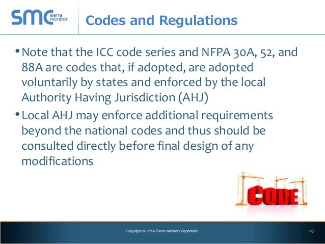 Code 10 Vehicles 10 •note That The Icc Code