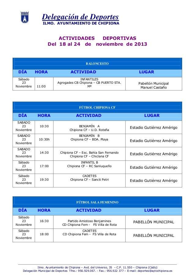 Deporte en chipiona este fin de semana for Piscina municipal chipiona