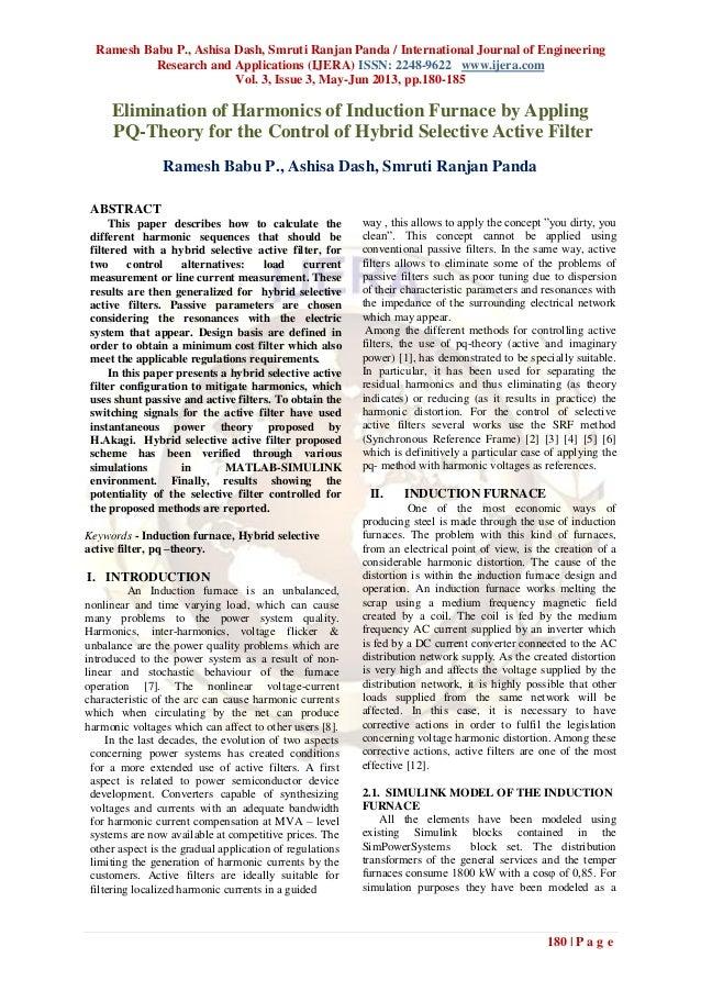 Ramesh Babu P., Ashisa Dash, Smruti Ranjan Panda / International Journal of EngineeringResearch and Applications (IJERA) I...