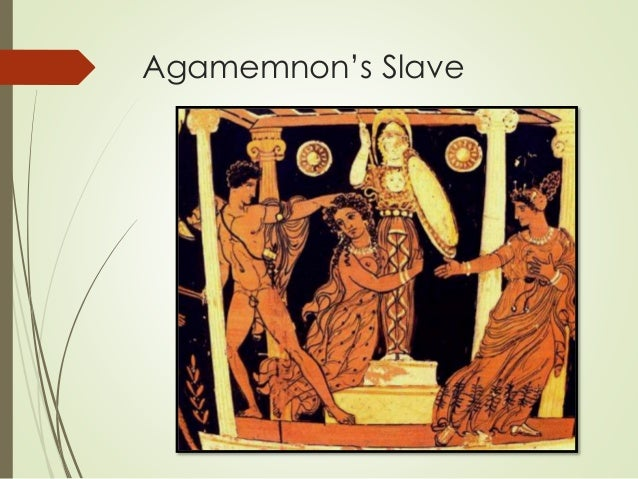 an analysis of clytaemnestra in agamemnon a play by aeschylus Clytaemestra clytaemestra is the only character to appear in all three plays of the trilogy she dominates the action of agamemnon but has smalle.