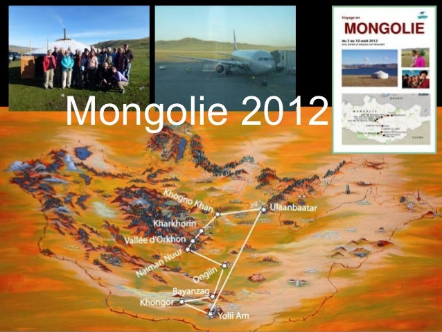 Mongolie 2012