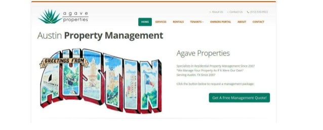Agave Real Estate Services Austin